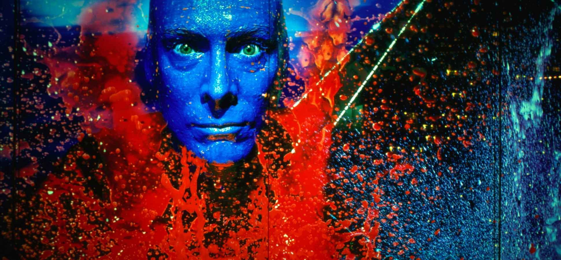 How the Blue Man Group Stays Creative