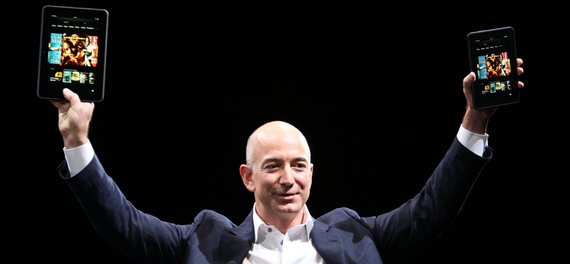 Amazon CEO Jeff Bezos Just Summed Up in 2 Words What Separates Winners From Dreamers