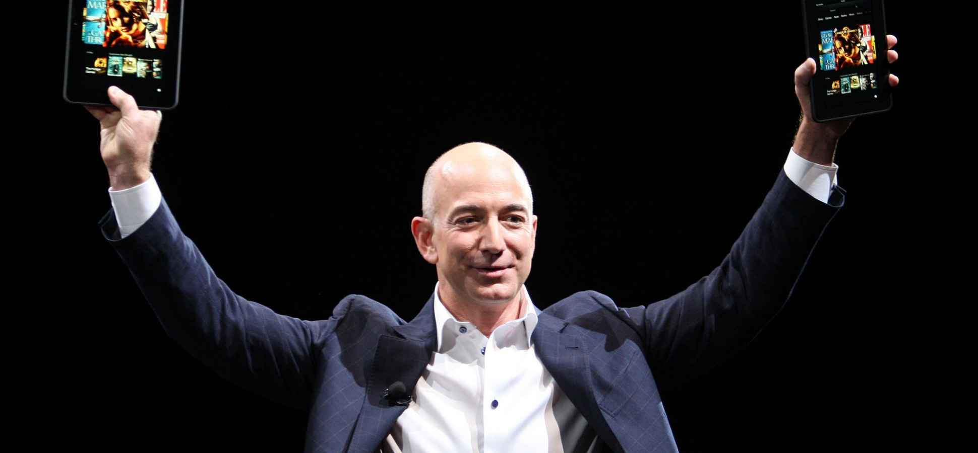 Jeff Bezos' Top 3 Business Moves