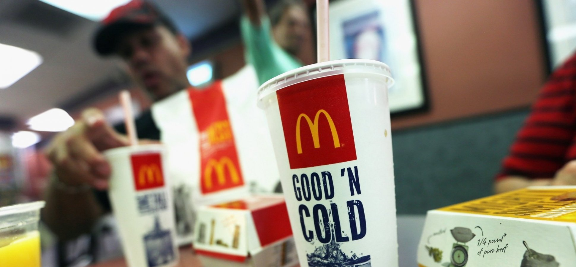 McDonald's Makes a Surprising Announcement That Puts Other Restaurants to Shame