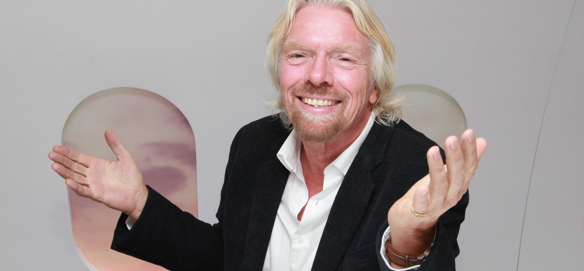 Richard Branson Thinks You're Organizing Your Work Life All Wrong. Here's How He Does It