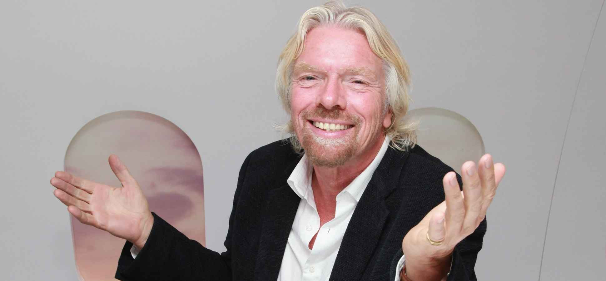 Richard Branson's 10 Steps to Becoming an Exceptional Leader