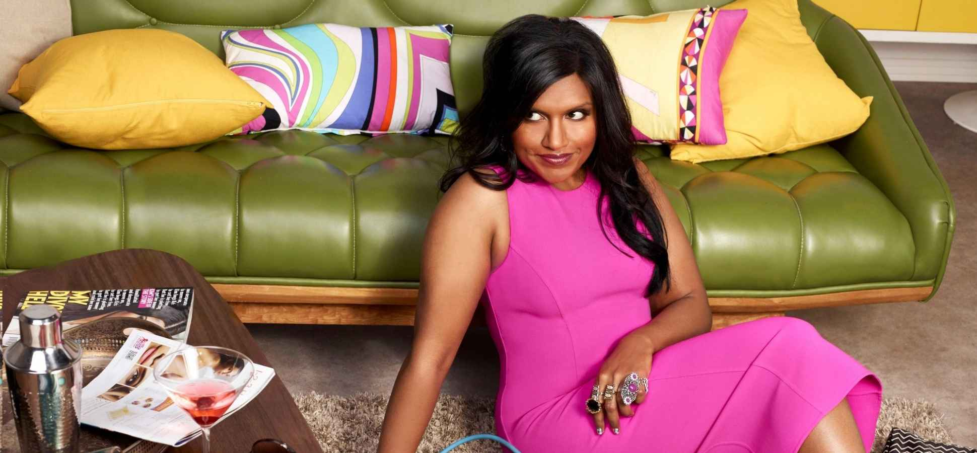 The Mindy Kaling Way of Building Real Confidence