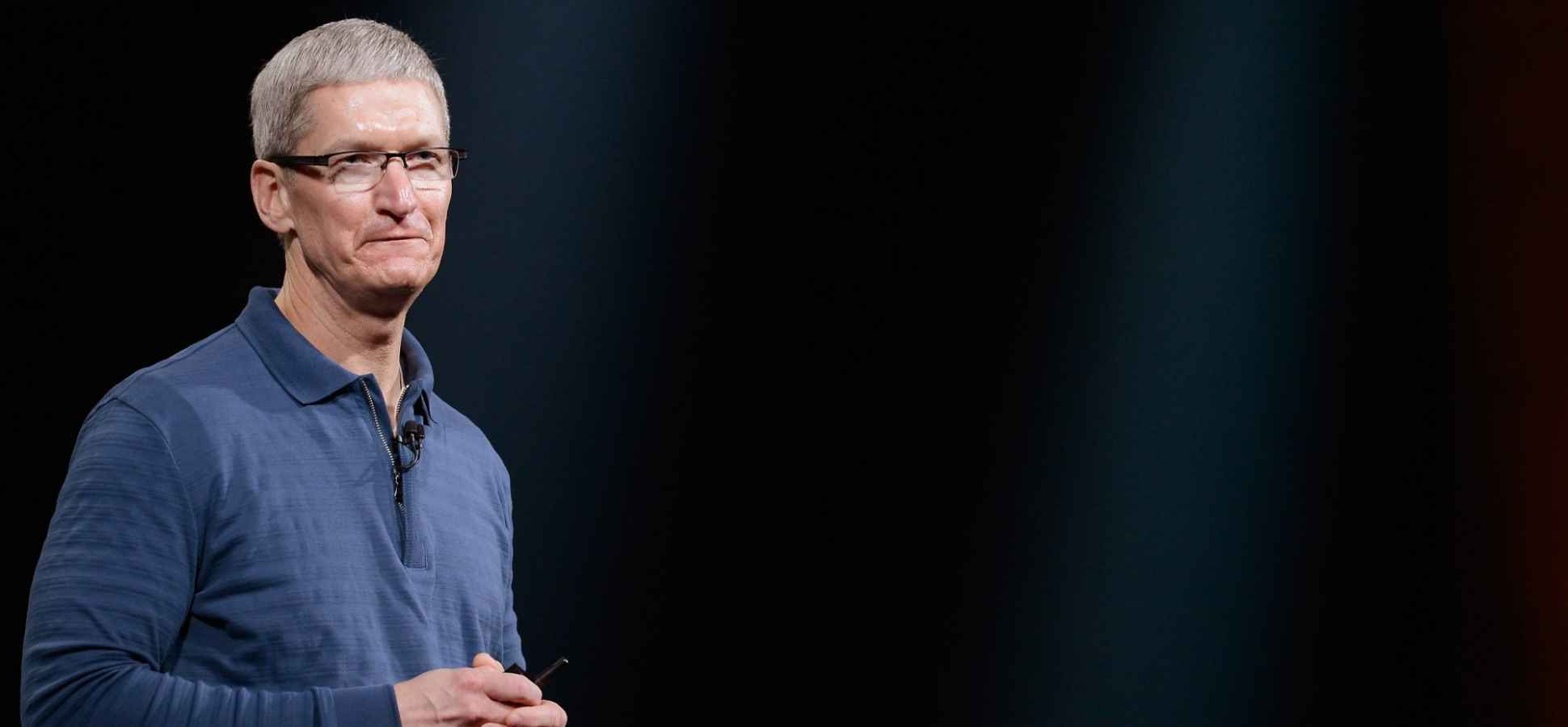 Why Tim Cook Says America Is Going Backwards