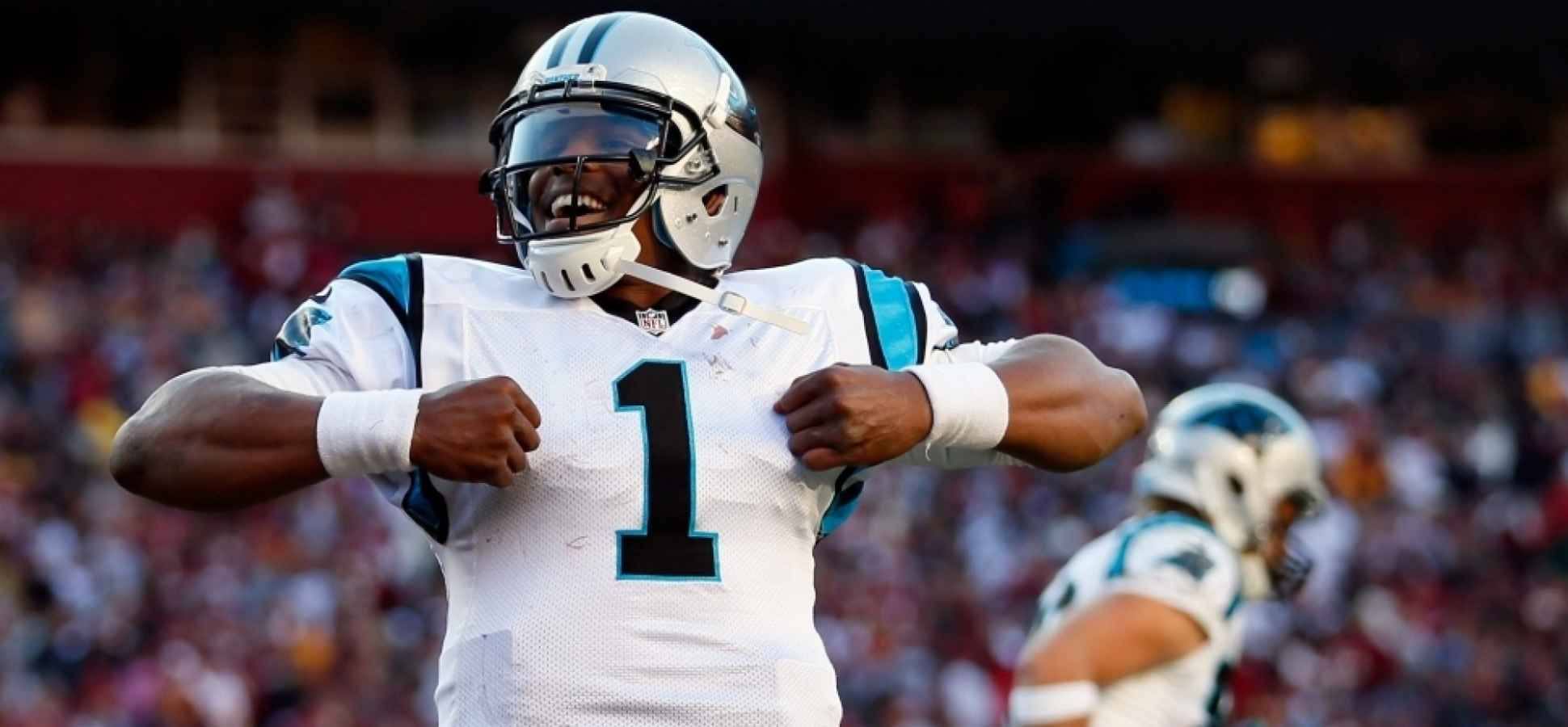 40f5d920b6e How Cam Newton s Leadership Skills Led the Panthers to the Super Bowl