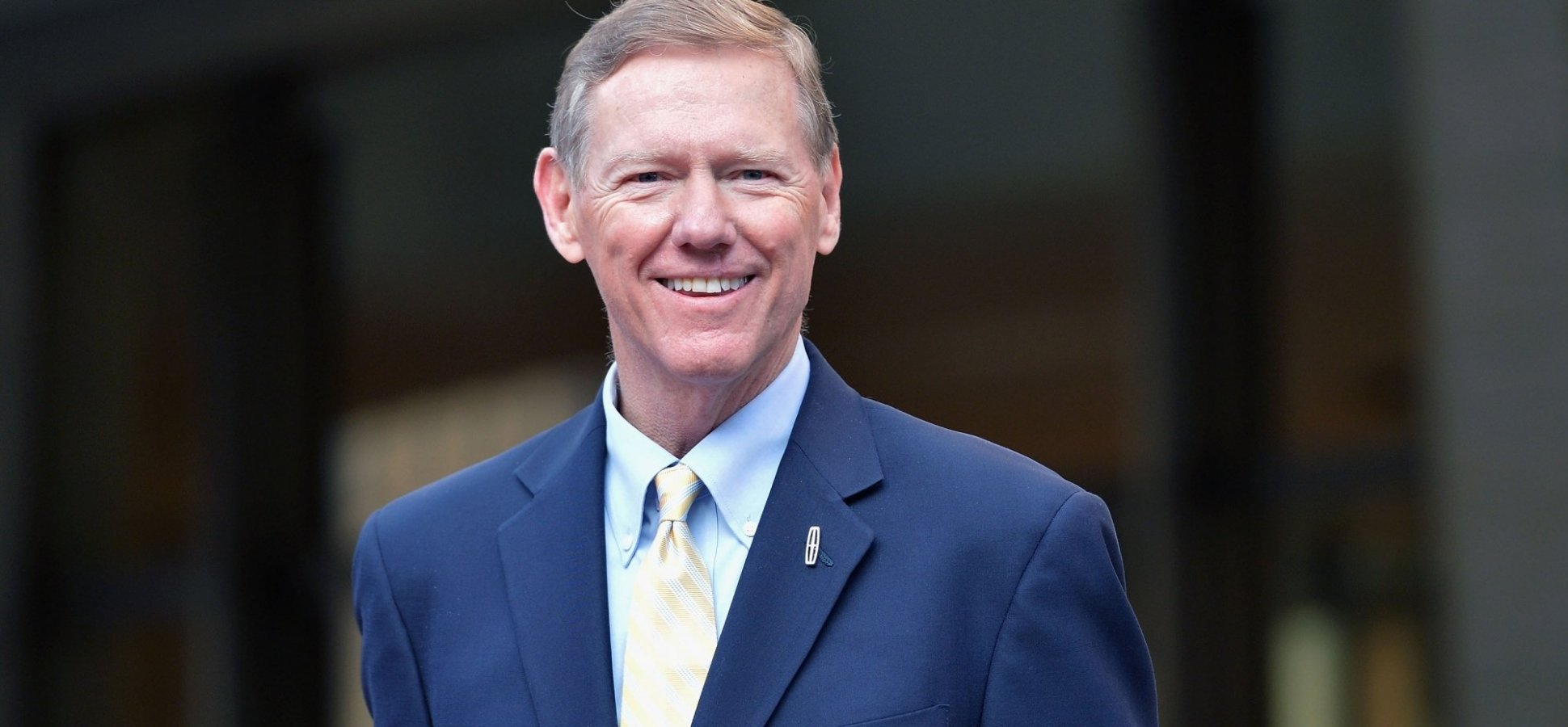 Former Ford CEO Alan Mulally: Running a Business Is a Design Job