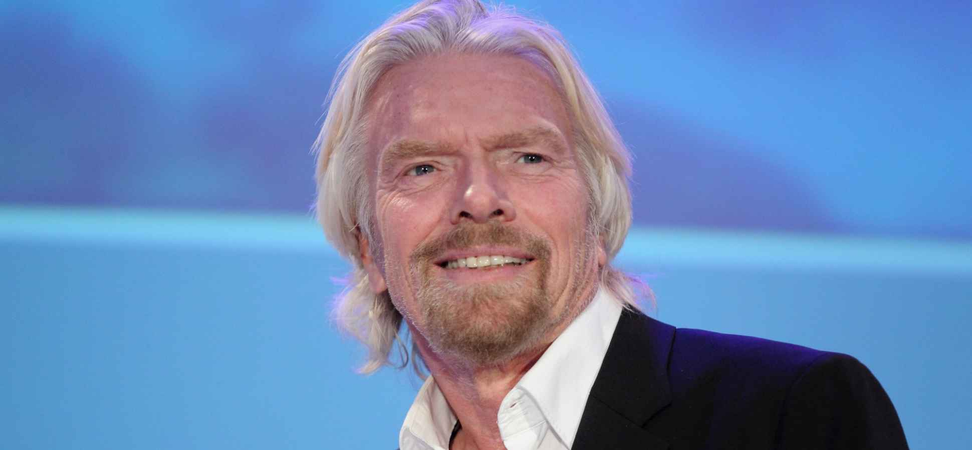 What Richard Branson Would Tell His 22-Year-Old Self