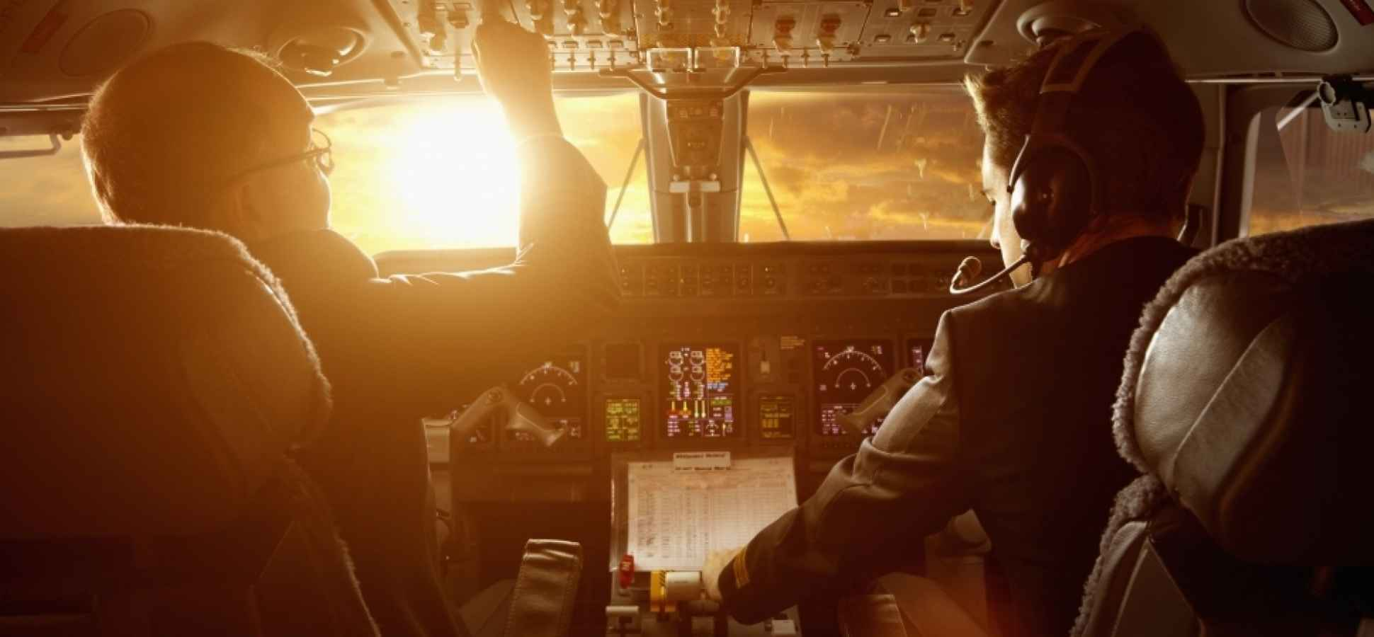 Travel Much for Work? These Pilots' Stories Might Just Terrify You