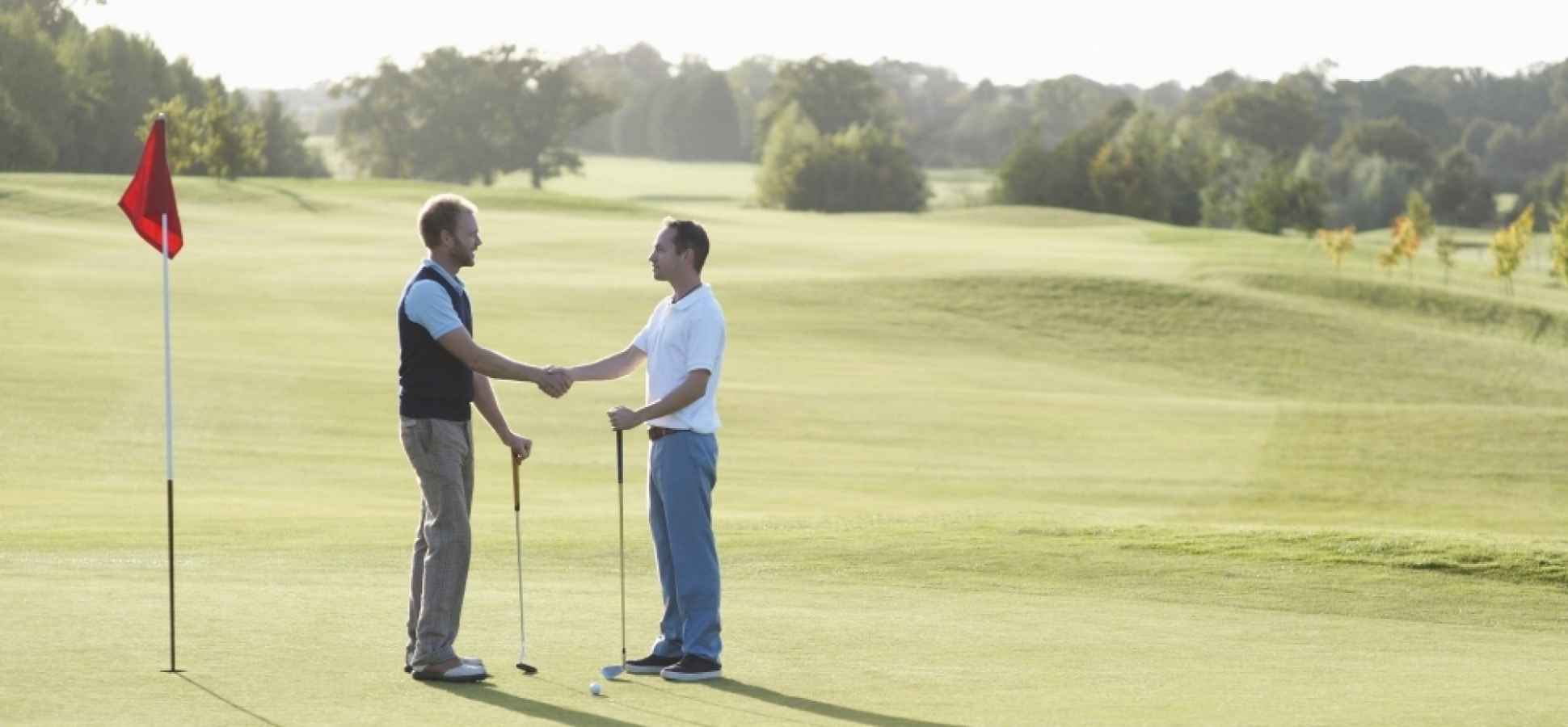 The Real Reason Entrepreneurs Don\'t Play Golf | Inc.com
