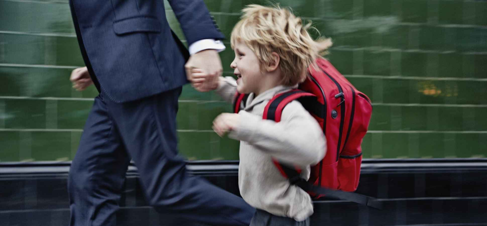 Why Being a Working Parent Is Actually Great for You and Your Kids, According to Science
