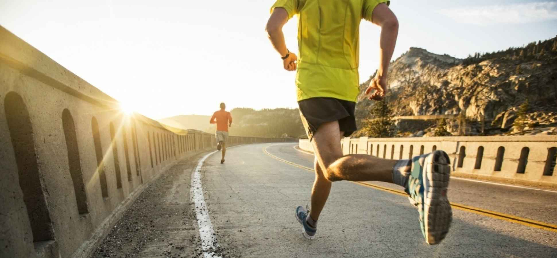 Best Advice I Ever Got: Run Like It's a Sprint But Pace Yourself for a Marathon