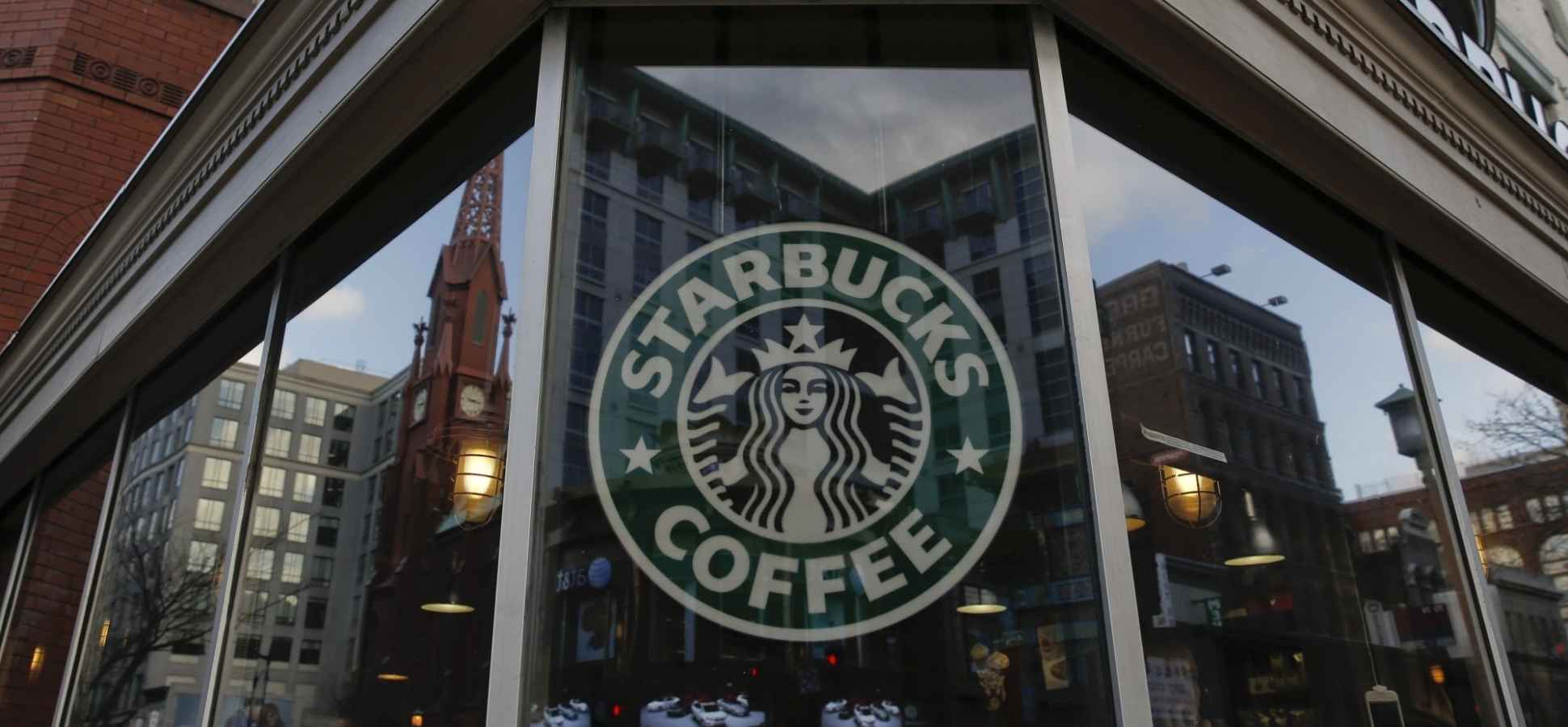 The Strategy That Led Starbucks's Stock Price to Jump 50 Percent