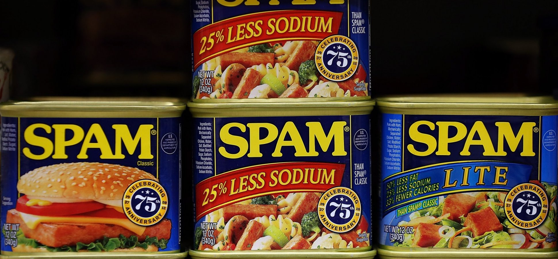 Spam, the Canned Meat Product, Takes a Crazy Page From Starbucks