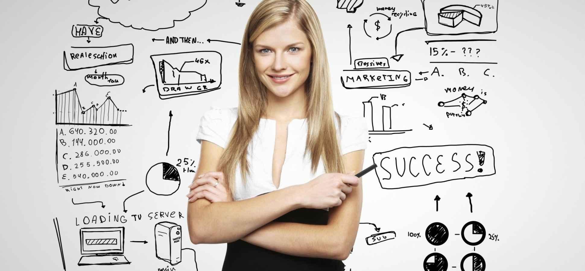 5 Smart Tactics That Help Women Leaders Succee