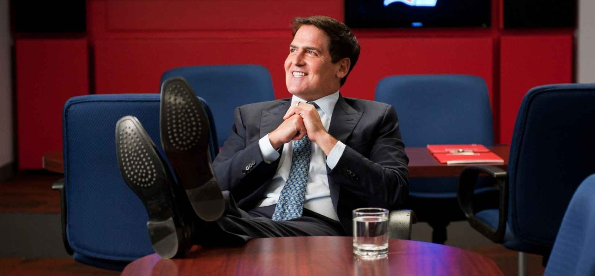 How a 23-Year-Old Persuaded Mark Cuban to Invest in Automated Booze