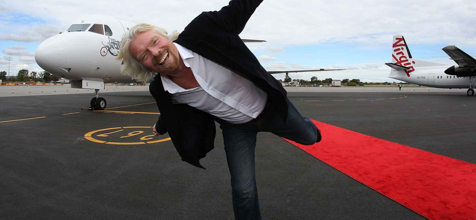 Richard Branson Knows What to Look for in Leaders: Here's What It Is