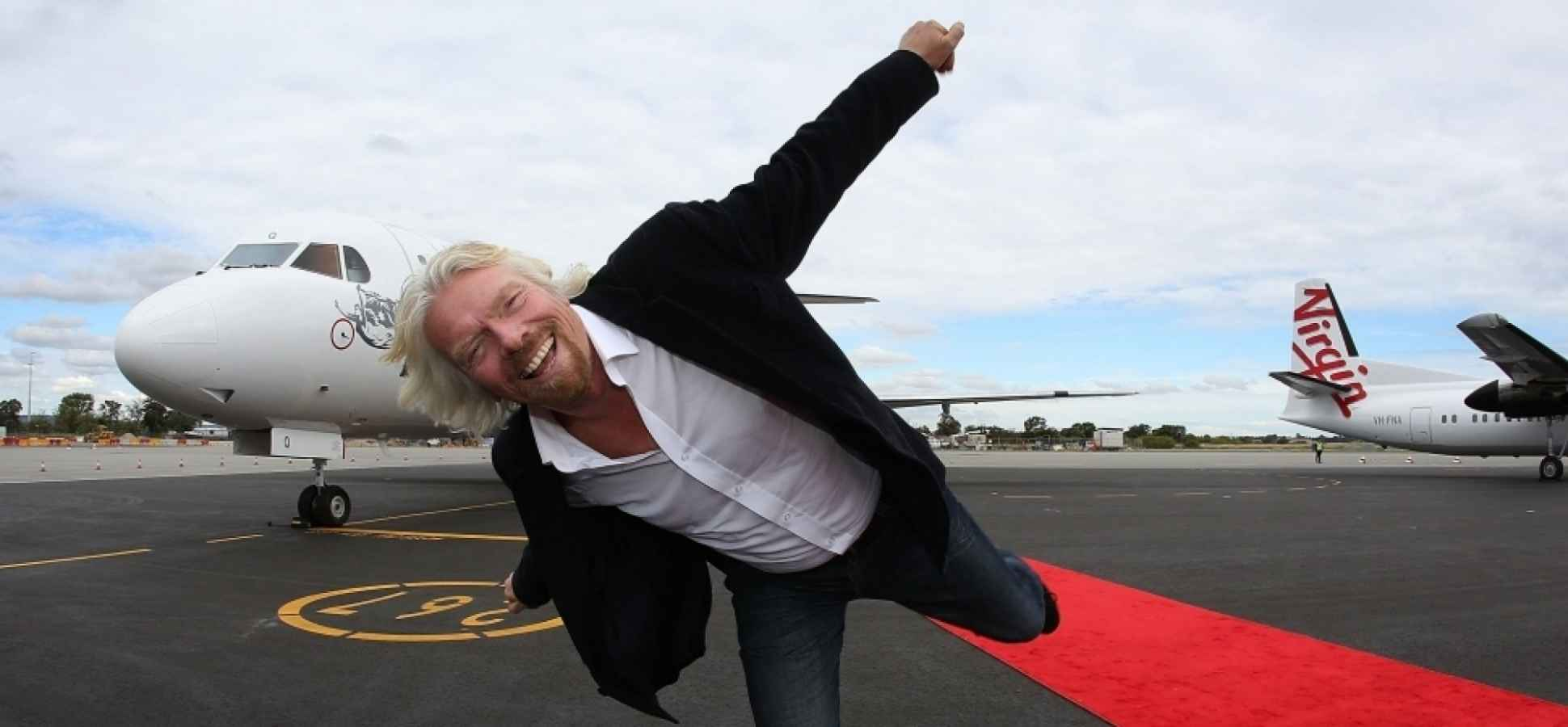 Richard Branson's 5 Favorite Happiness Quotes