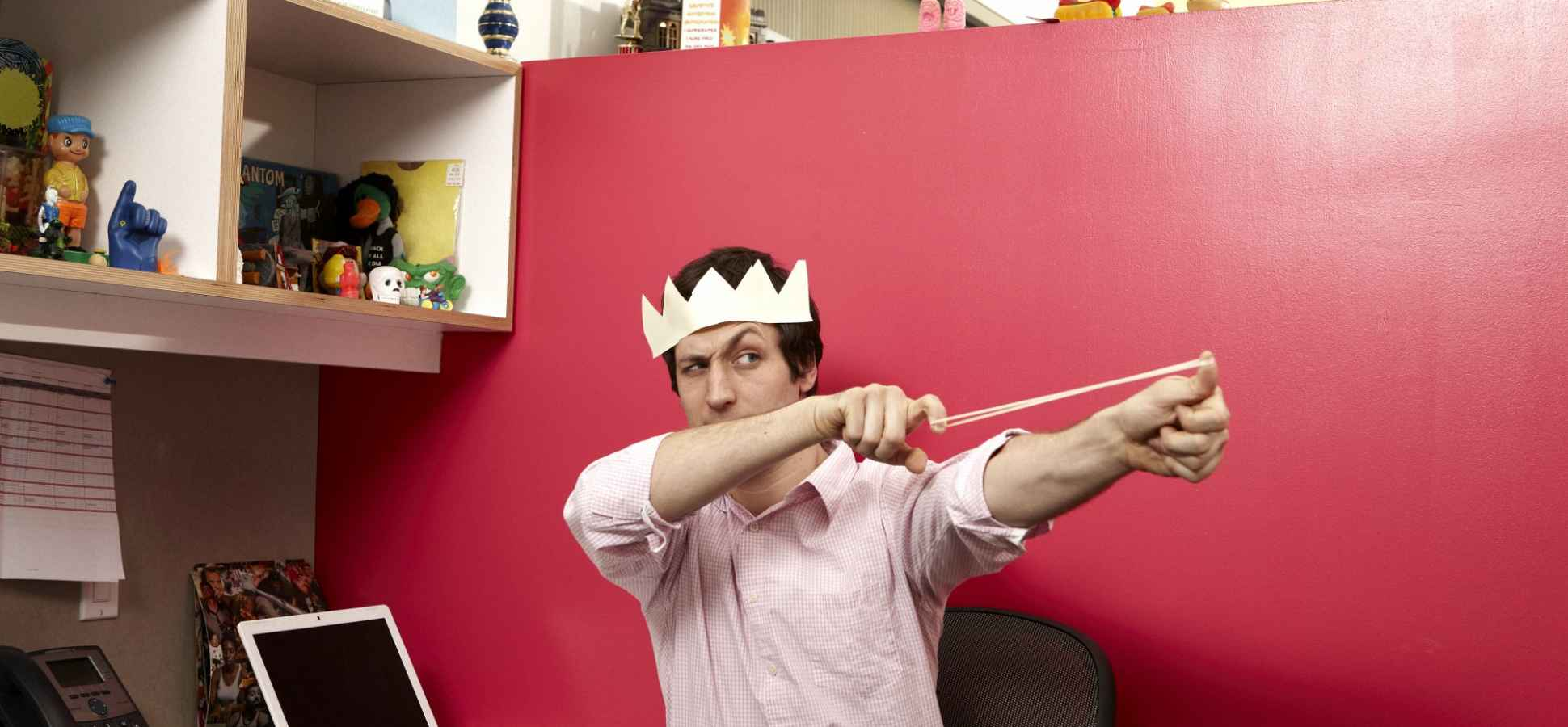 Why the Most Wildly Successful Entrepreneurs Are a Little Naughtier Than Everyone Else