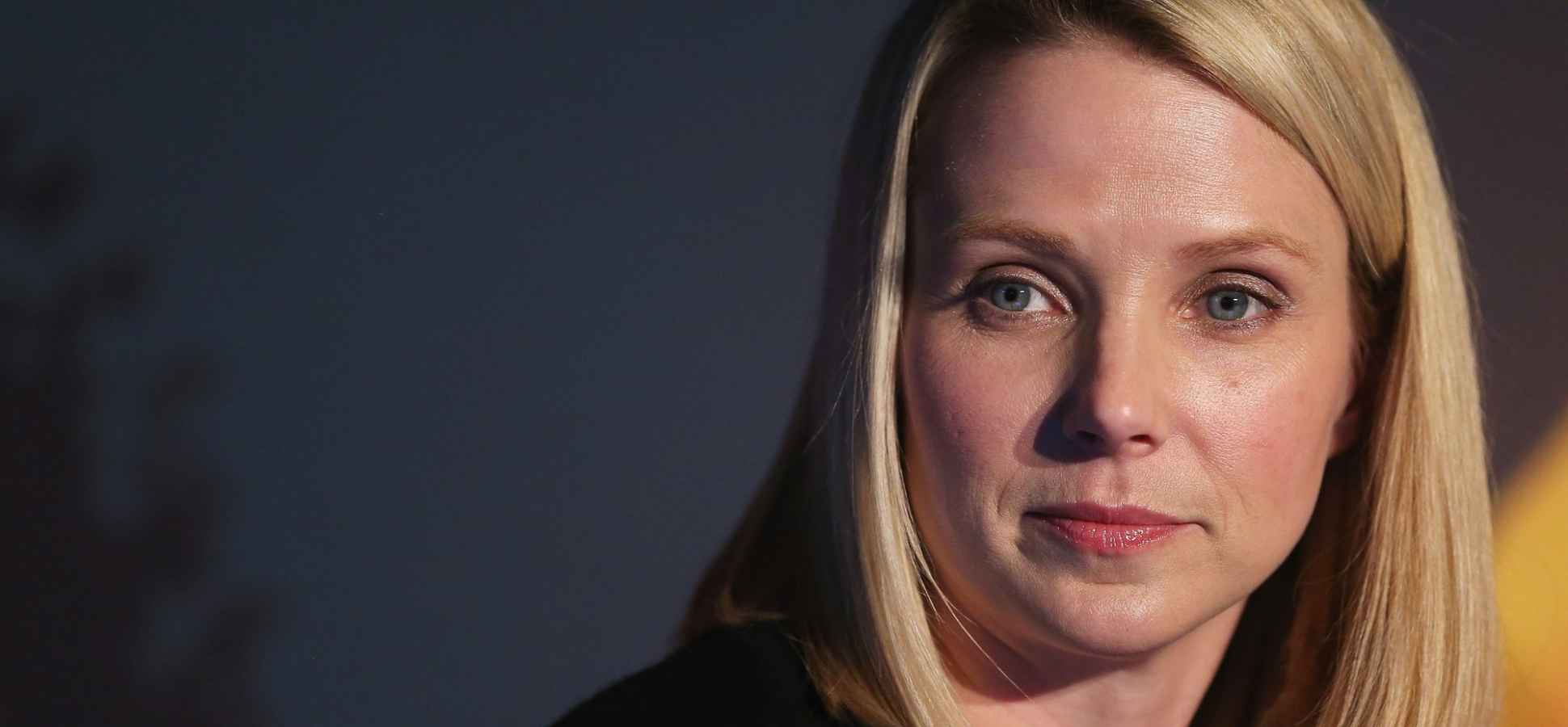 With a Single Payday, Marissa Mayer Showed Us Why Results Don't Matter
