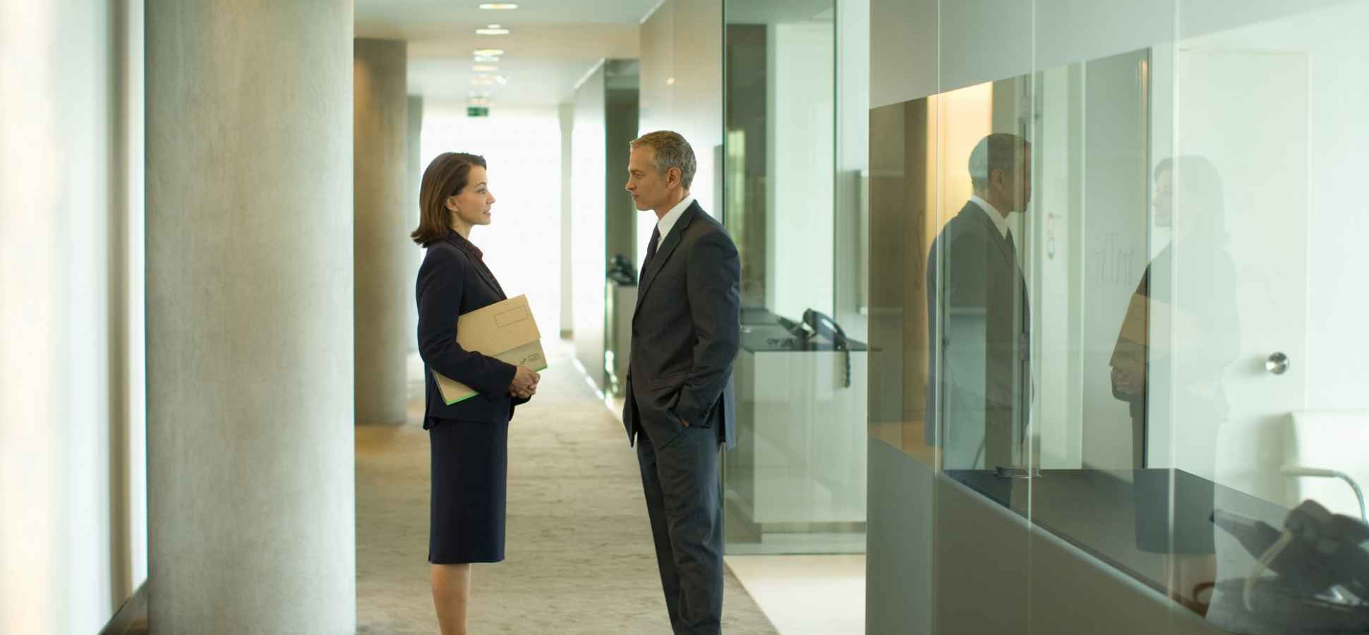 Why Those 'Hallway Meetings' (After the Big Meeting) Are Annoying Your Co-Workers