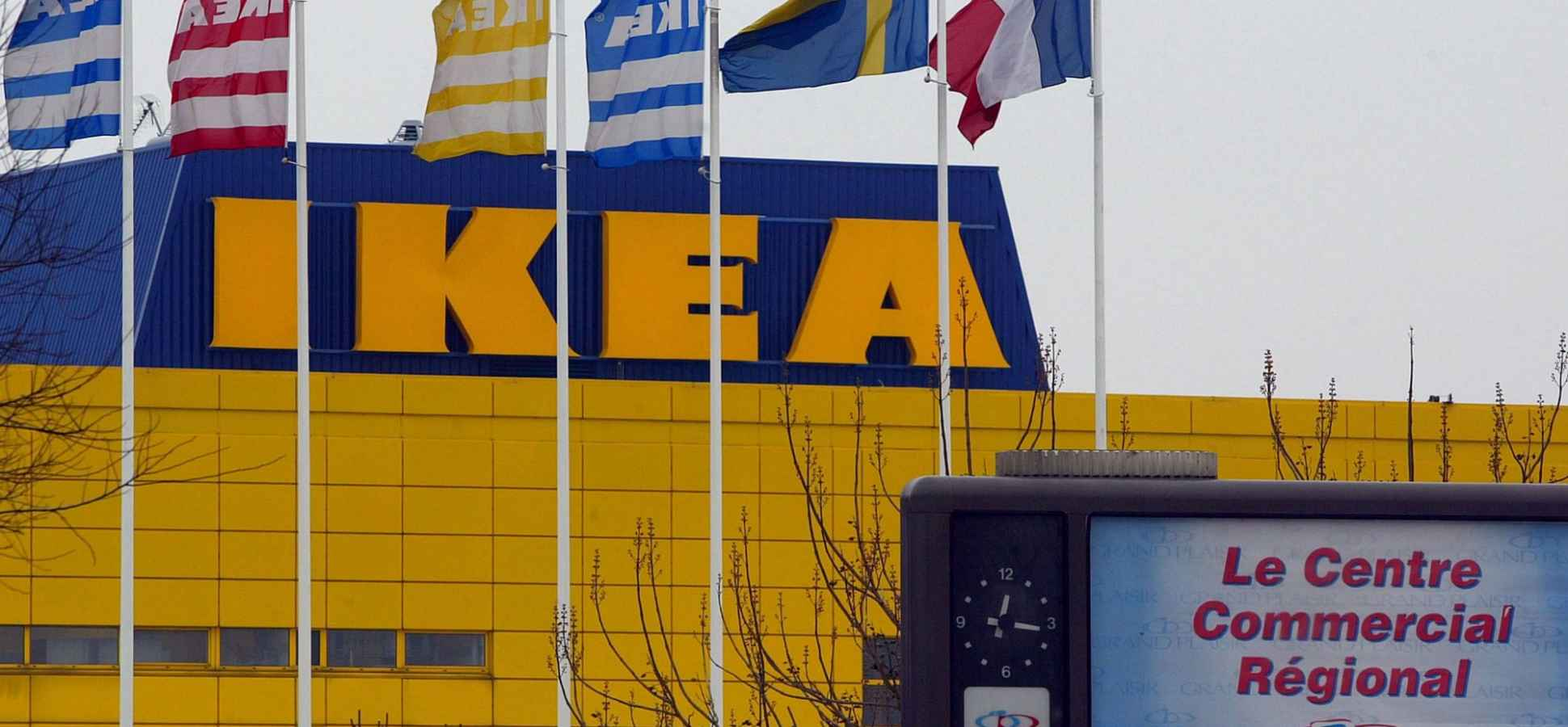 Guess Who Dreamt up Ikea's Cuddly New Toys