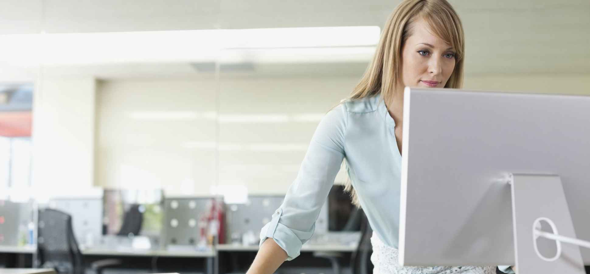 Your Productivity Will Increase by 46 percent if You Stand at Your Desk, Says Study