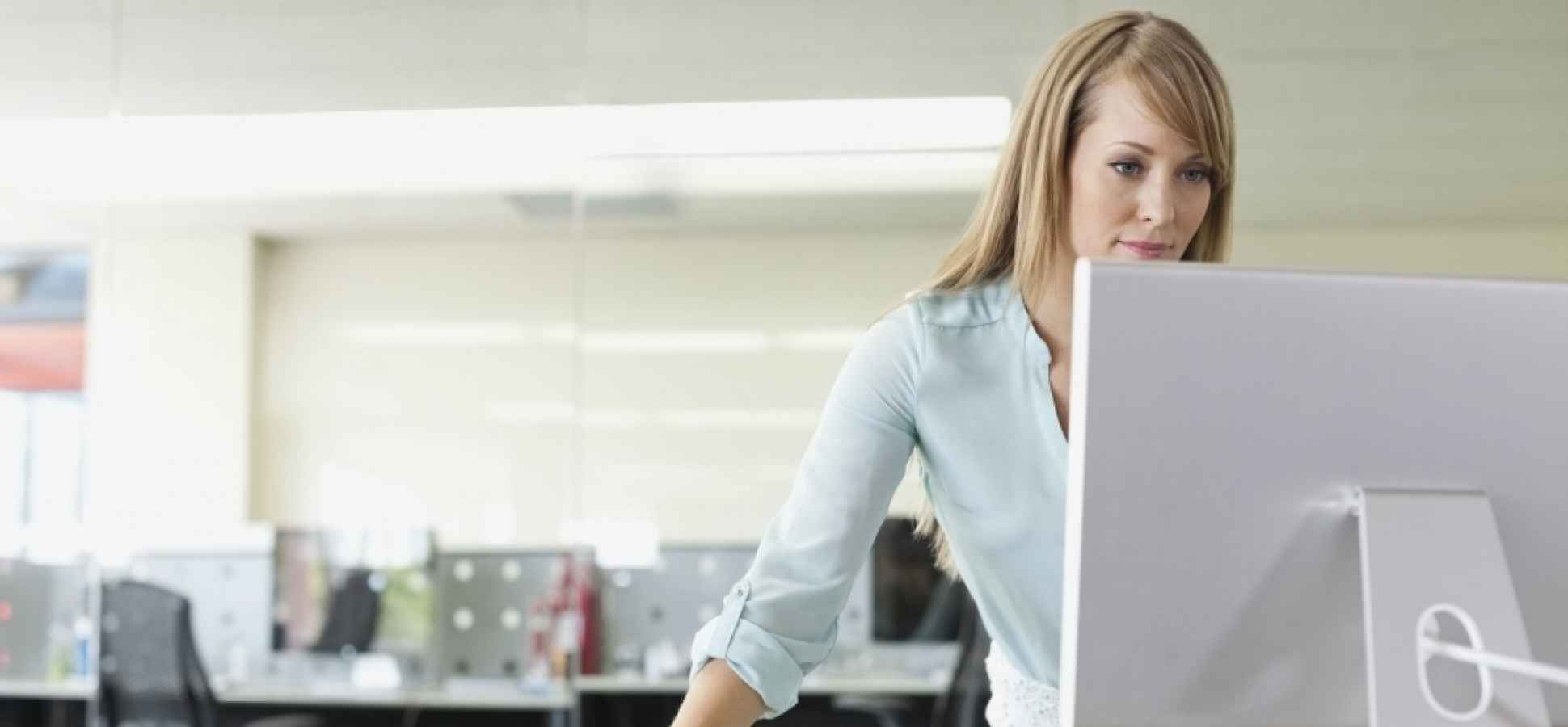 How to Get Your Team to Join the Standing-Desk Revolution