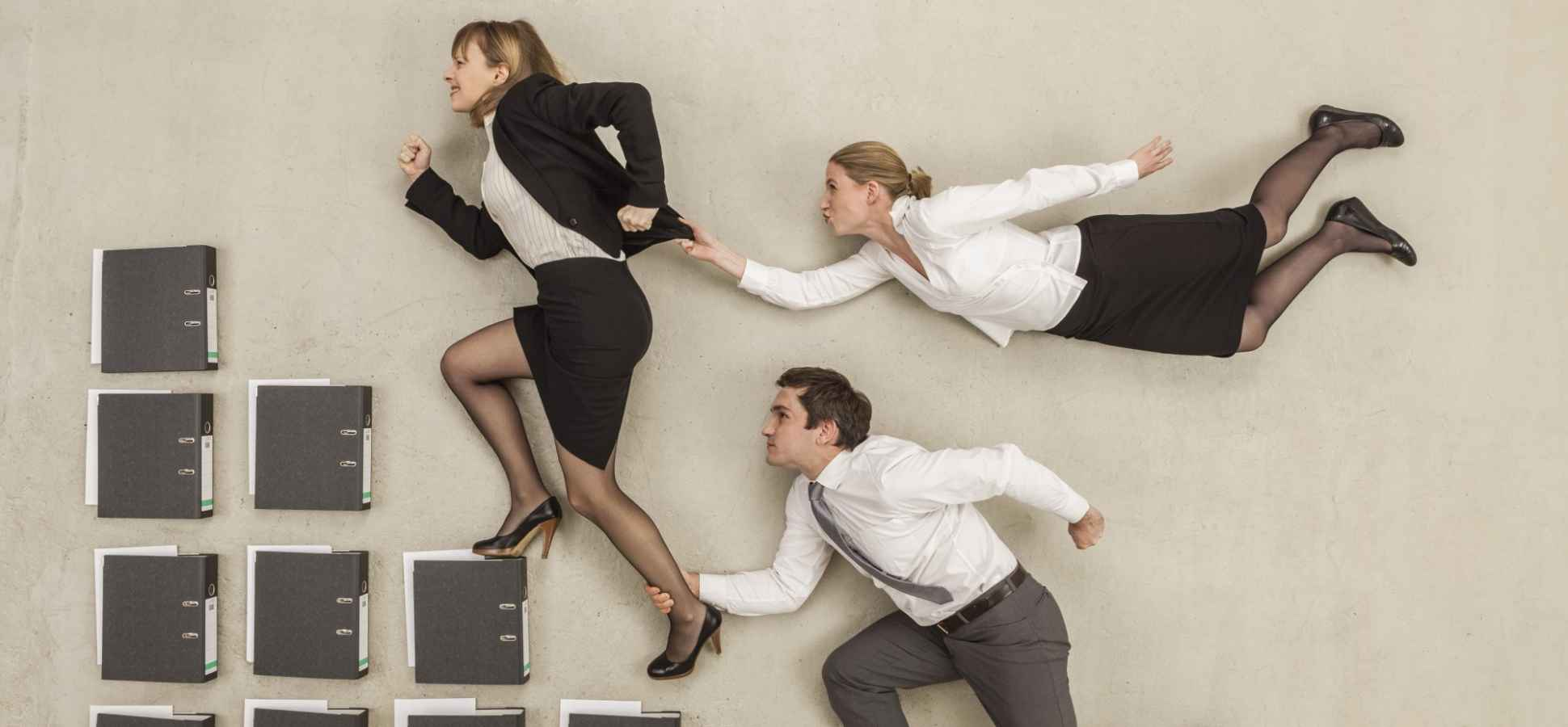 Is Envy Stalling Your Career? How Can You Tell and What Can You Do?