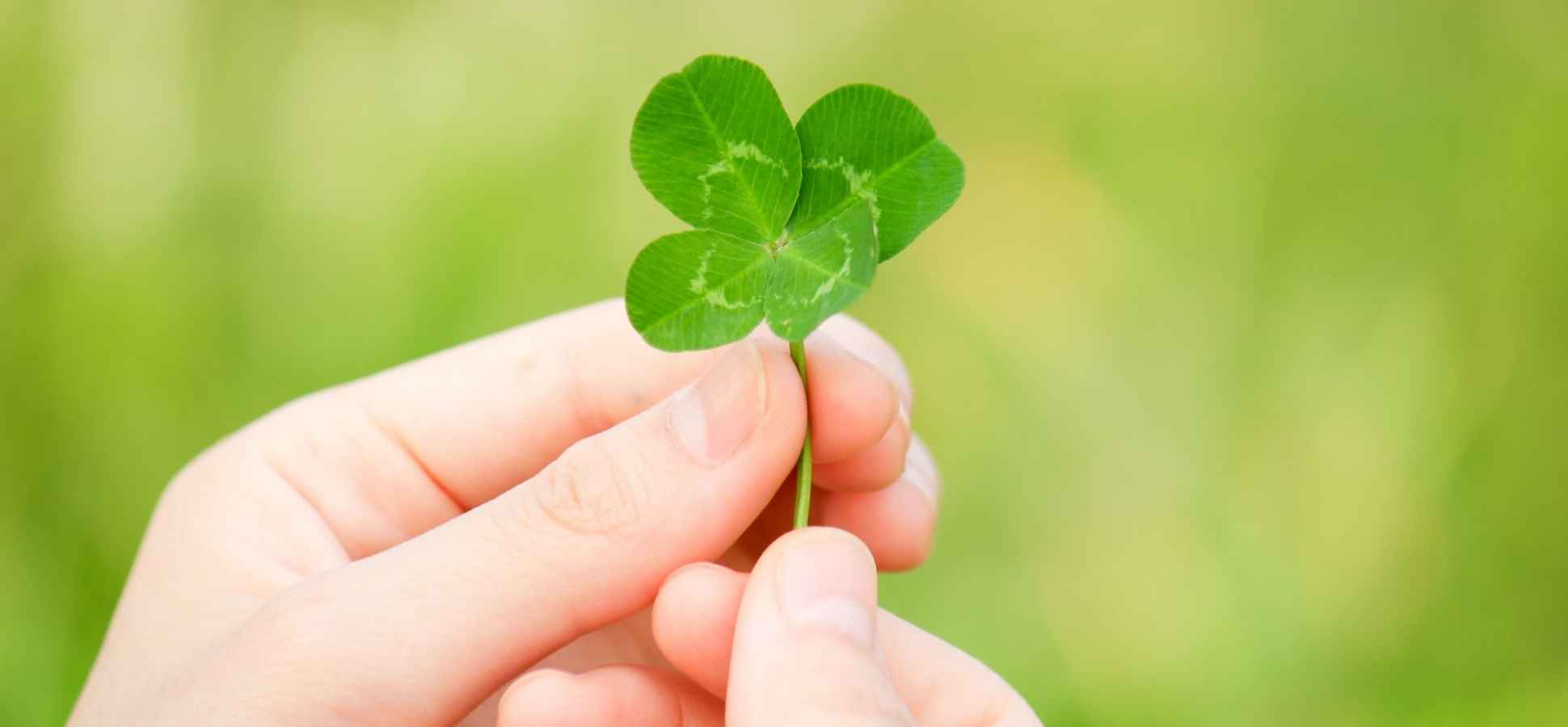 To Create Your Own Luck, Do Any 1 of These 5 Things
