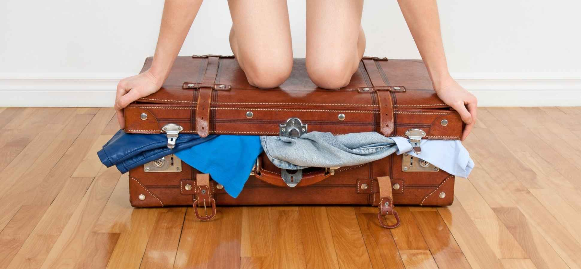 Attention, Travelers: This May Be the Last Piece of Luggage You'll Ever Need
