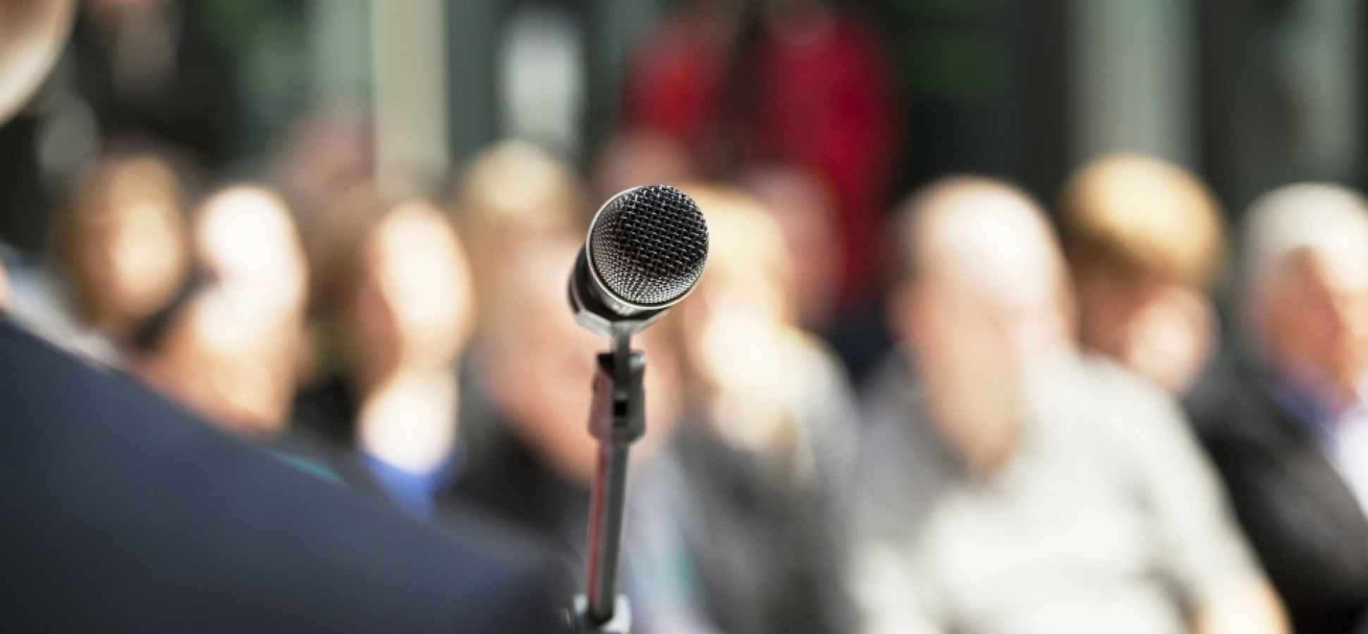 Improving Brand Reputation through Speaking Opportunities