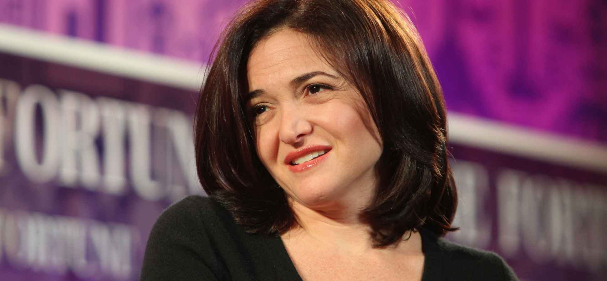It Took Sheryl Sandberg Exactly 2 Sentences to Give the Best Career Advice You'll Hear Today
