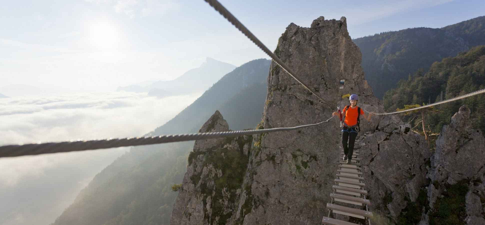 Here's What To Do When You Are Afraid To Cross That Chasm to Higher Success