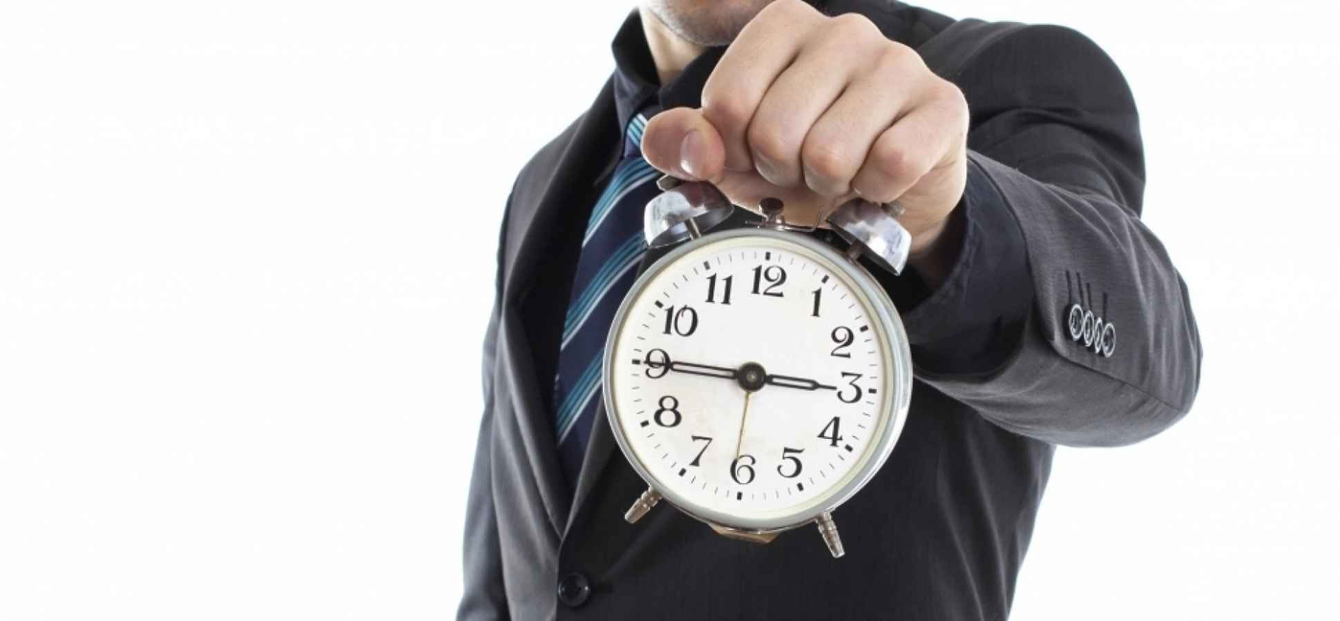 The True Secret to Getting More Done in Less Time