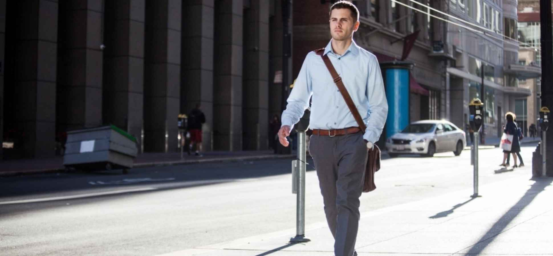 What Your Walk Says About You