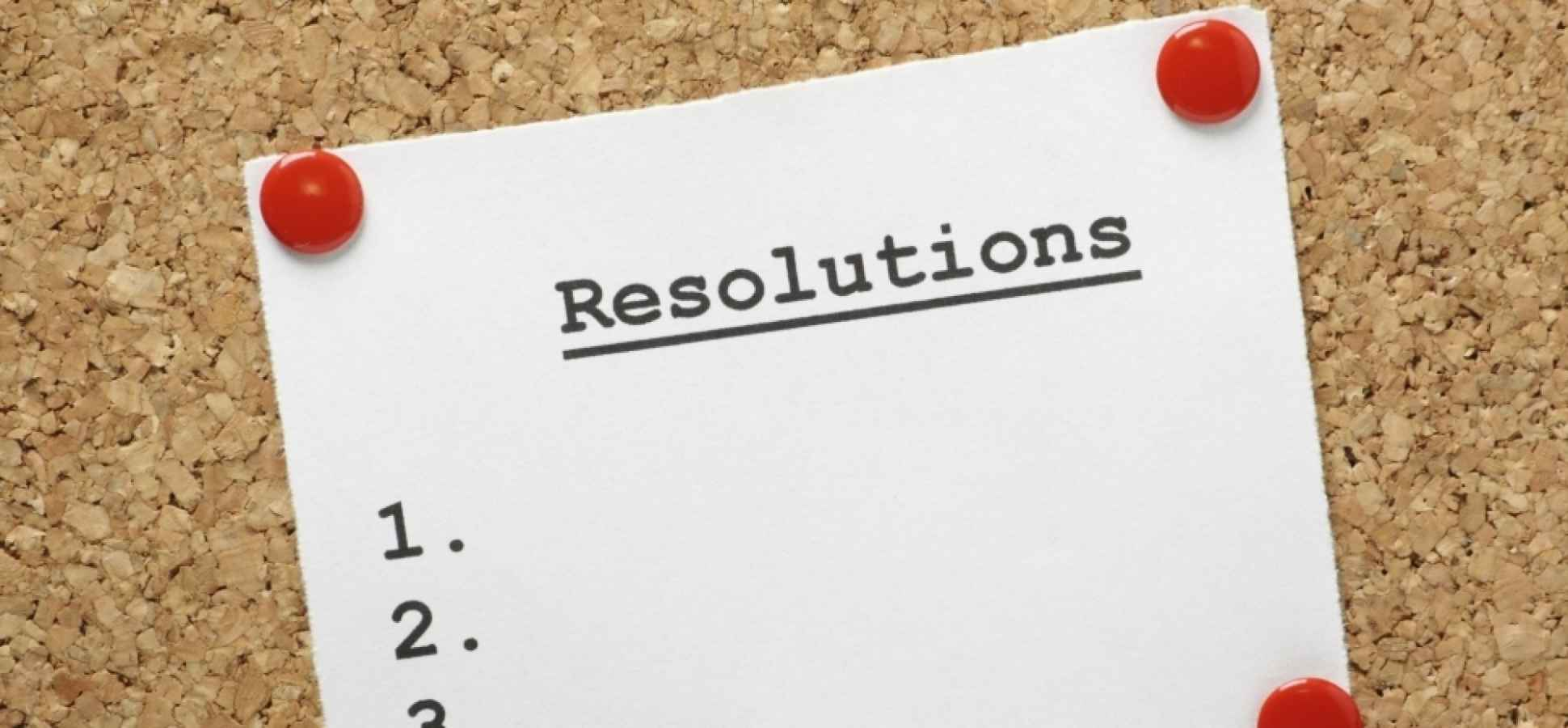 7 New Year's Resolutions for Career Success in 2016