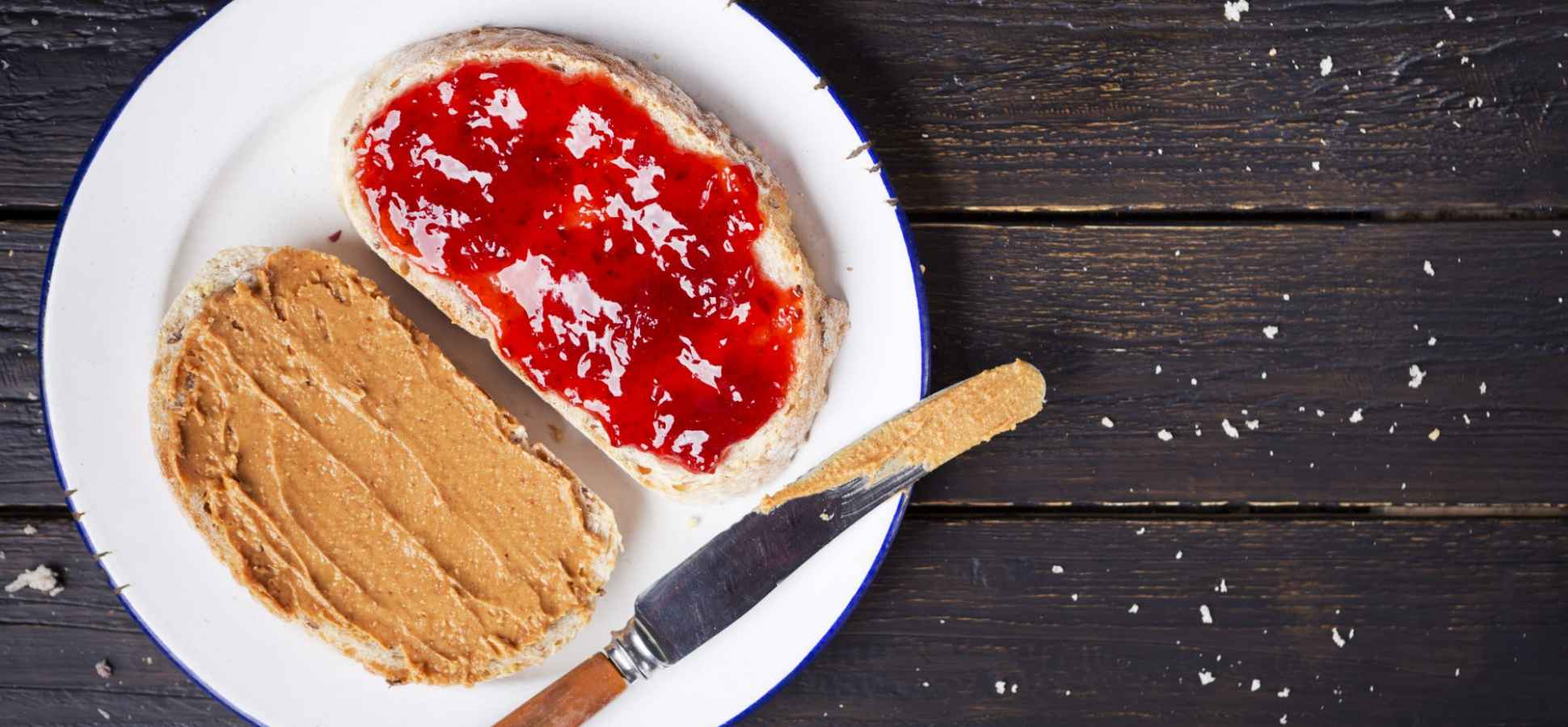 Breaking: NBA Players Are Addicted to a Performance Enhancing Substance--Peanut Butter and Jelly