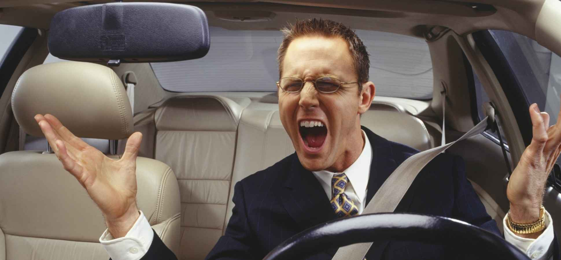 How You Drive Reveals a Lot About Your Personality