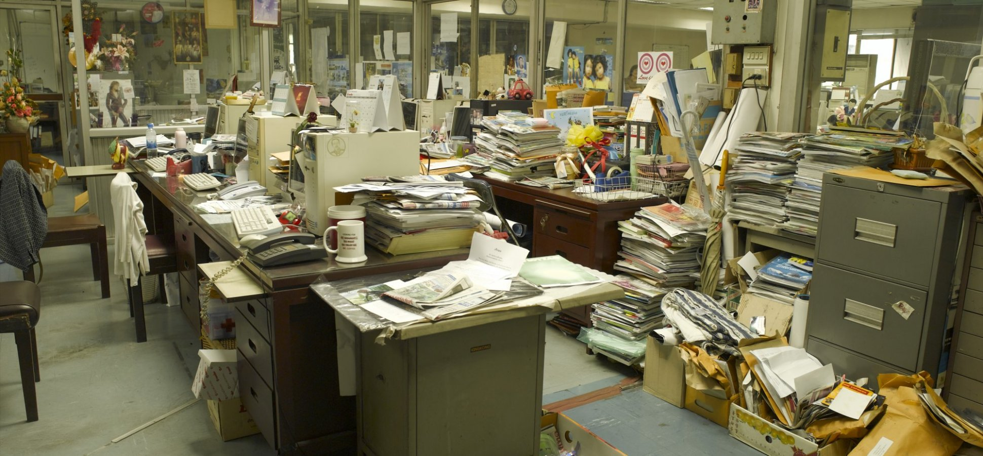Open-Plan Offices Literally Make You Stupid, According to Harvard