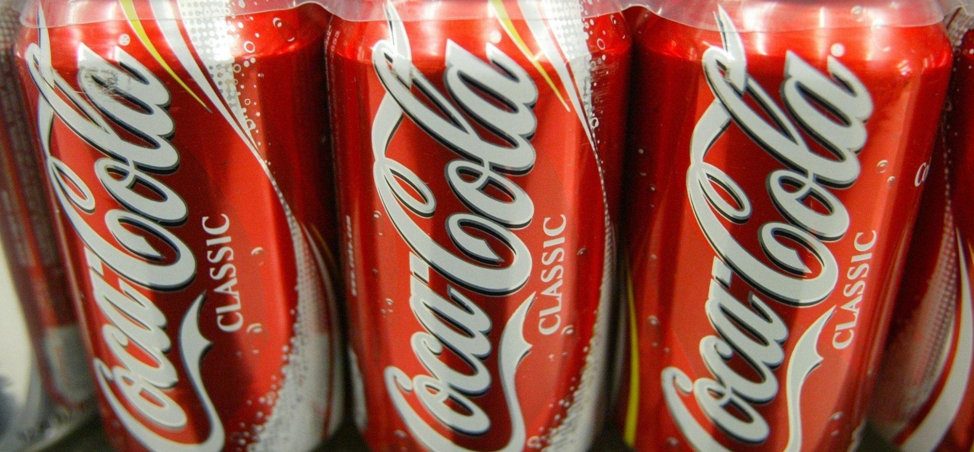 Coca-cola - cover