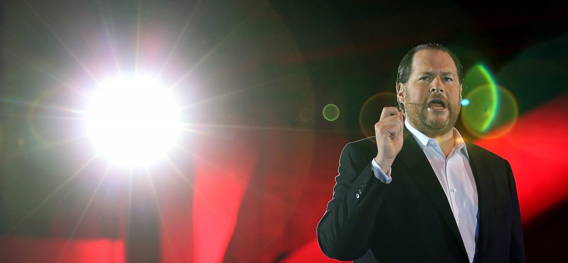 Marc Benioff Says Capitalism Is Dead. Here's What He Thinks Needs to Replace It
