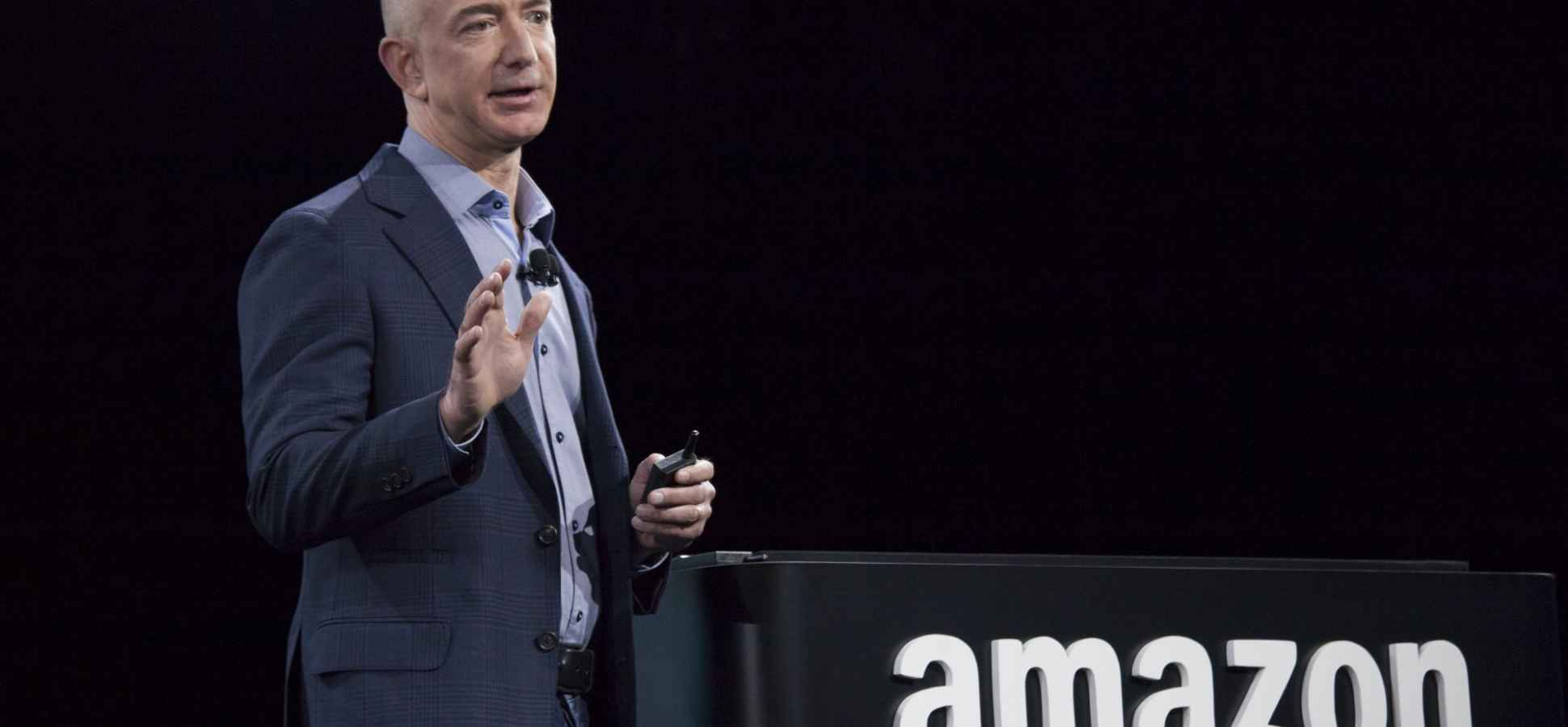 Jeff Bezos Just Summed Up How to Win in 1 Simple Question