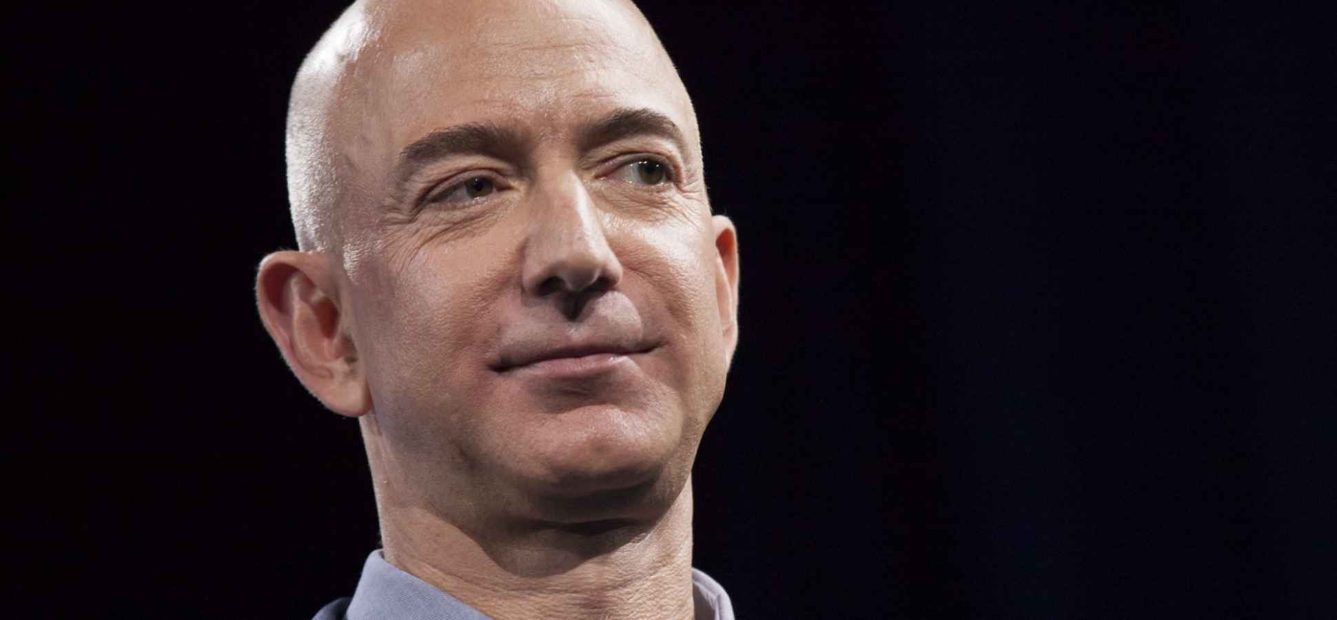 Jeff Bezos Made $29.5 Billion This Year, More Than the GDP of These 67 Countries