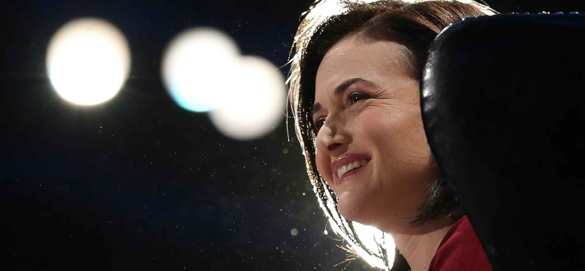 This Life Advice From Sheryl Sandberg Can Make You a Better Business Leader