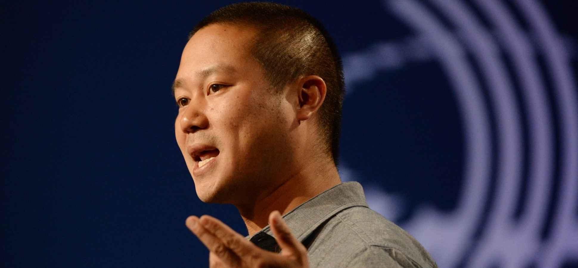 How Tony Hsieh's $350 Million Bet on Las Vegas Went Down