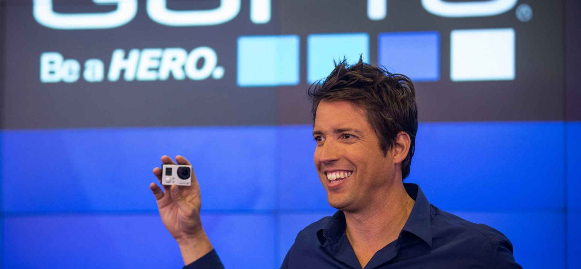 GoPro to Cut Nearly 100 Jobs After Weak Fourth Quarter Sales