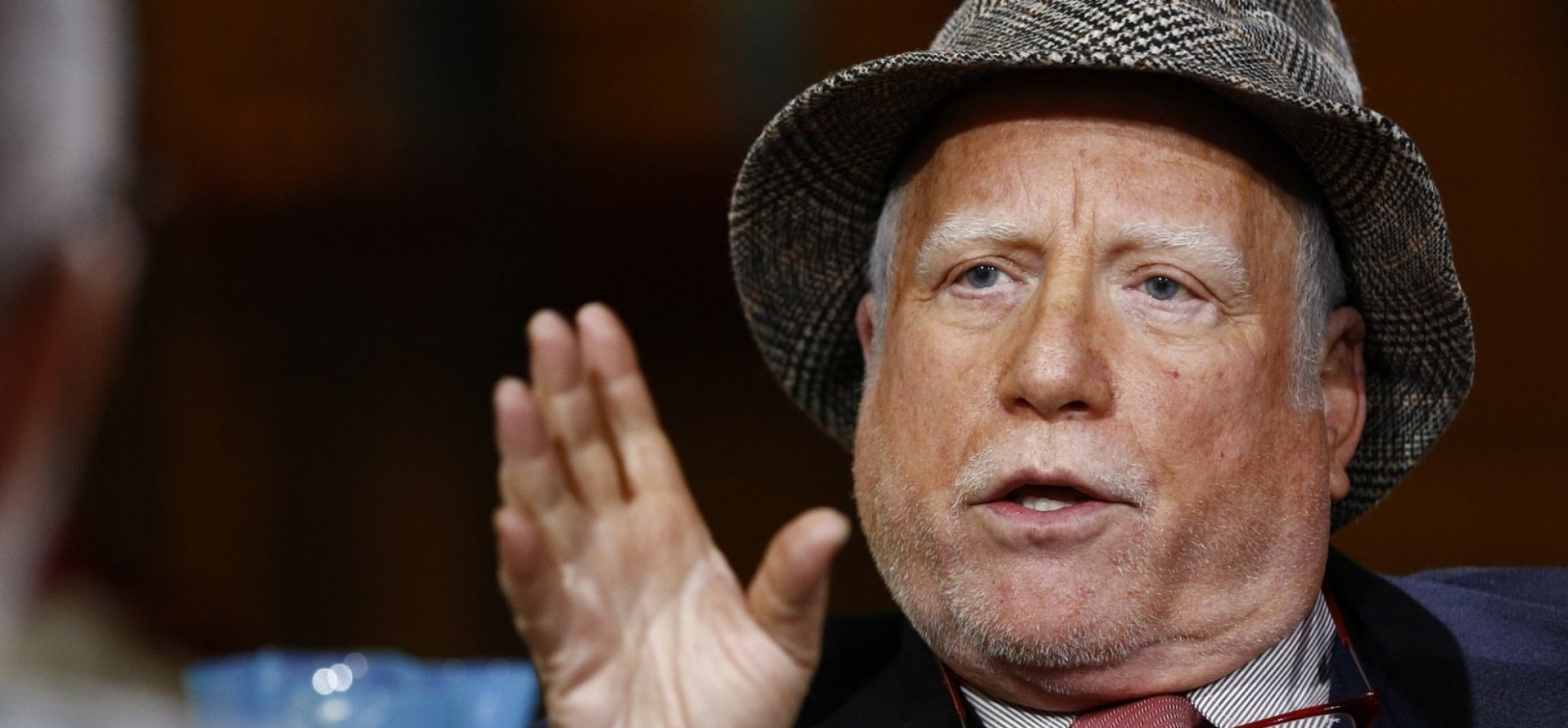 Richard Dreyfuss Got Some Stunning Advice About Goals. It Changed His Life