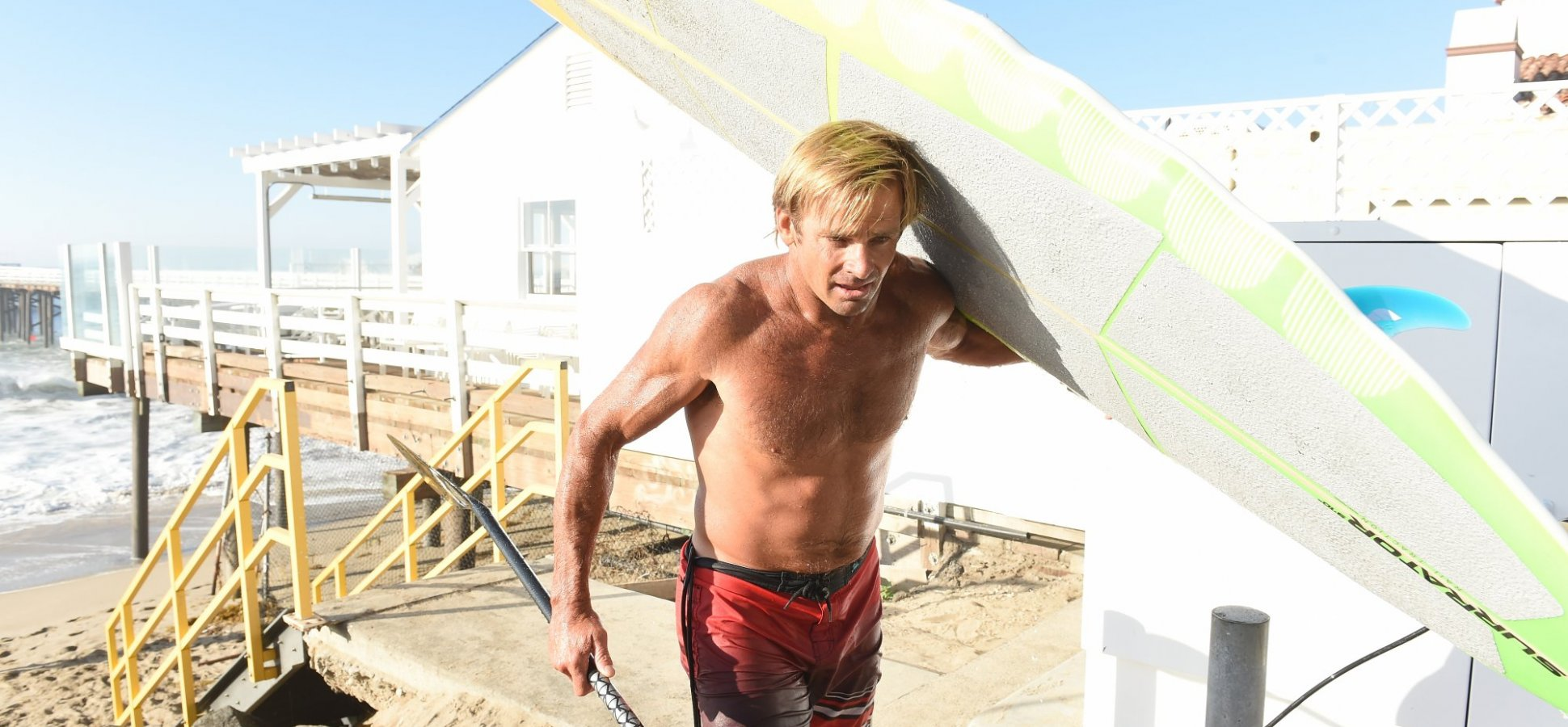 In 1 Sentence, Laird Hamilton Shares How He Mastered Both Surfing and Business