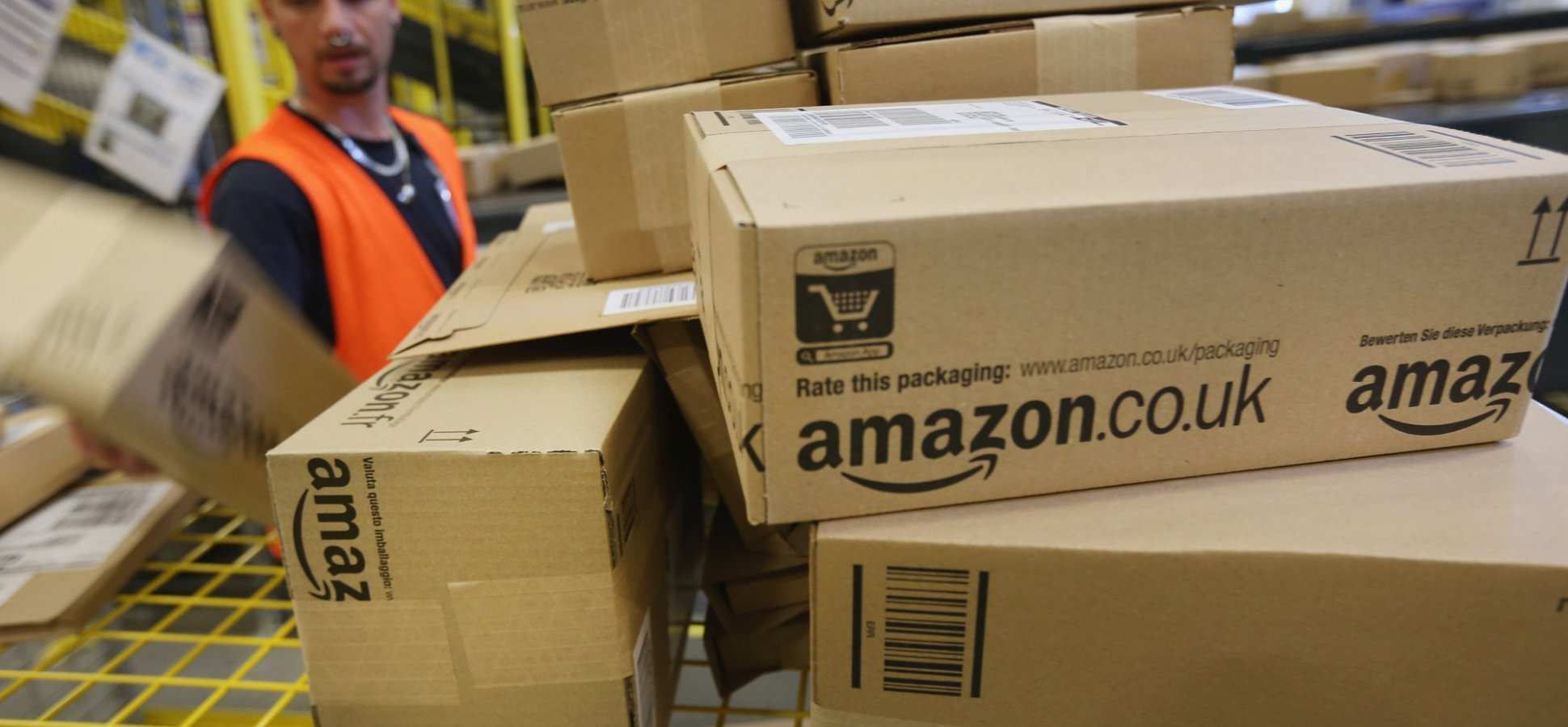 You Can Bemoan that Amazon is Taking Over the World, or You Could Do What This Company Did Instead