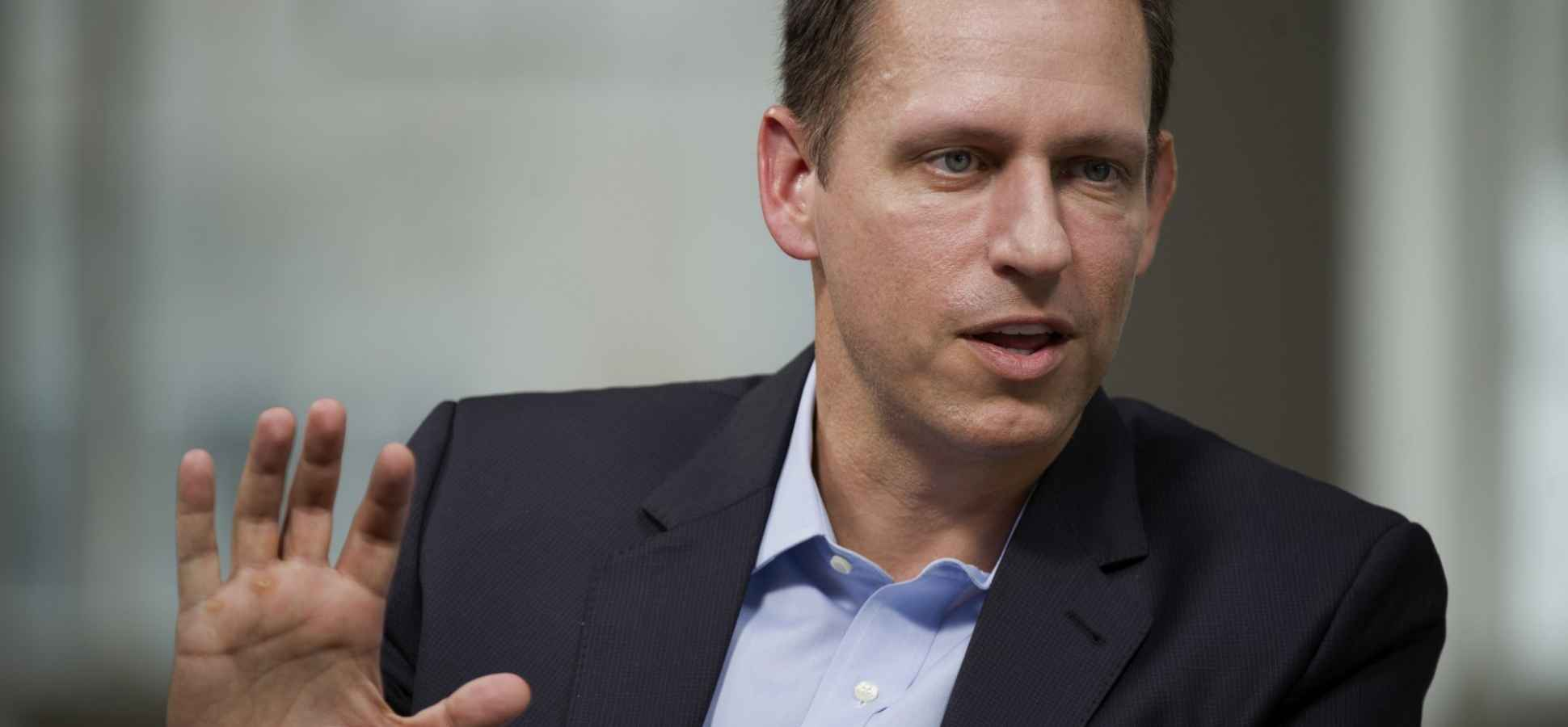 5 Genius Startup Tips From Peter Thiel